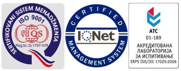 Sistem kvaliteta i obim akreditacije